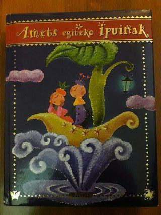 cuentos para soñar (en euskera)