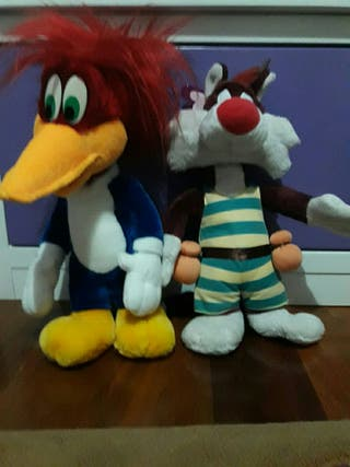 dos peluches