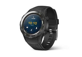 Huawei Watch 2 Sport Black Bluetooth