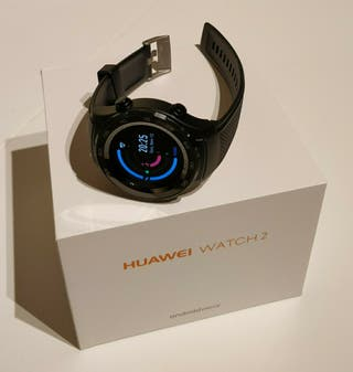 Huawei Watch 2 Sport Black Bluetooth