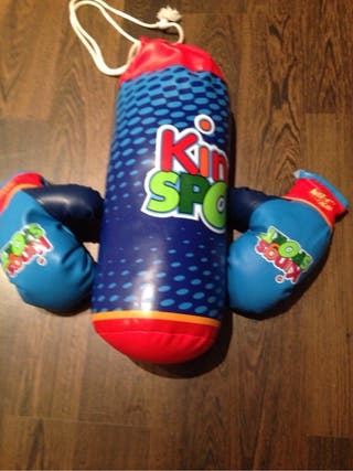 Juguete boxeo