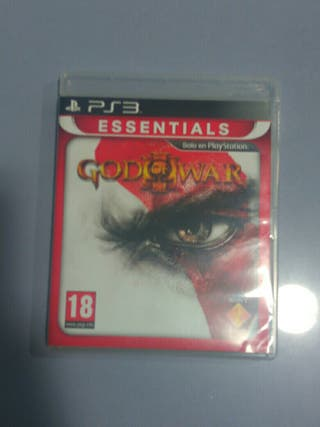 God of war para ps3