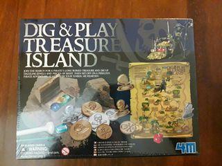 dig & play treasure island