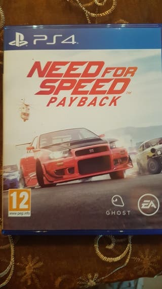need for spedd payback