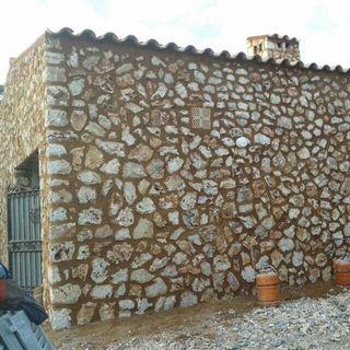 trabajo de piedra