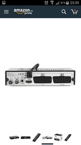 TV LED Airis MW147 + TDT Woxter I-BOX 300