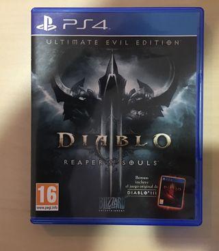 Videojuego PS4 - Diablo III Reaper of Souls