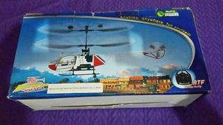 helicoptero de bateria