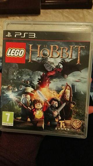 El Hobbit Lego ps3
