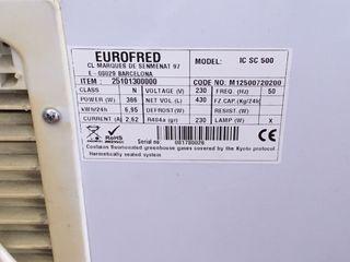 Congelador Eurofred