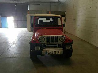jeep commander de segunda mano en la provincia de jaén en coches