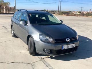 Volkswagen Golf 2012 variant tdi