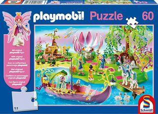 PLAYMOBIL - PUZZLE 60 - 56075