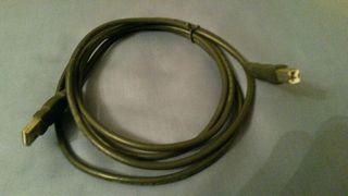 cables y más cables pc, audio y video. . .