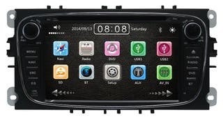Radio GPS focus, Mondeo, S-max , connect