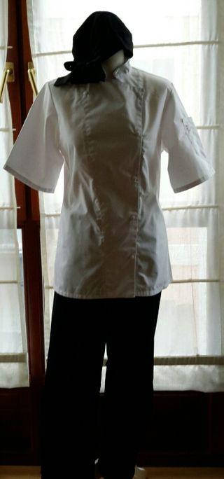 uniforme de cocina