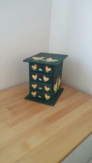Caja Decorativa Joyero