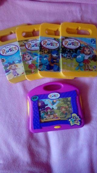 colecion dvd y juegos de todo es Rosie