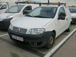 Fiat Punto 2010 van 114000 con libro revis diesel