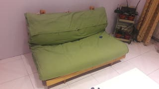 Sofá cama Futon/Ikea