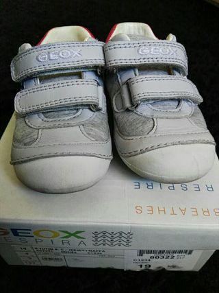 zapatos bebé 18/19 geox