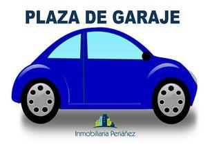 alquilo plaza garage;zona ortisa,BENIGANIM