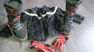 ropa de moto