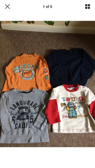 Boys bundle 2-3yrs