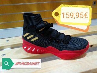 Zapatillas baloncesto 80€