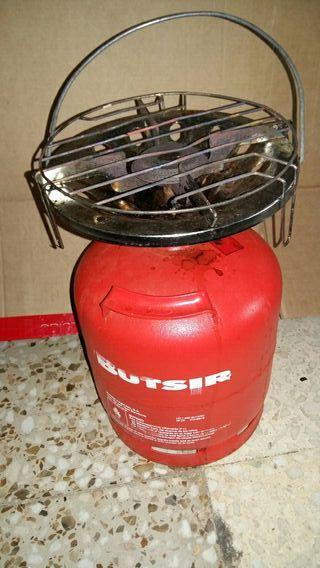 cocina gas camping tiene gas la bombona