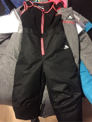 Pantalon ski niño 4 años