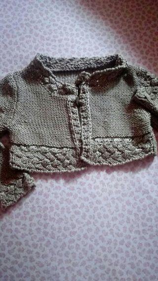 chaqueta niña 3 años