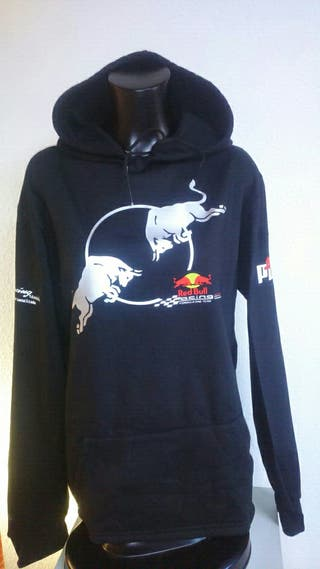 sudadera red bull