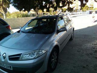 Renault Megane familiar 2008