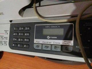 Impresora multifuncion Brother 5860