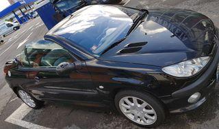 Peugeot 206 cc descapotable 2001