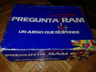 Juego Pregunta RAM