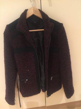 Chaqueta sphera lana talla S