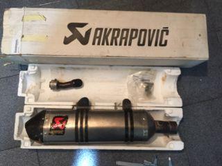Akrapovic escape KTM HUSABERG