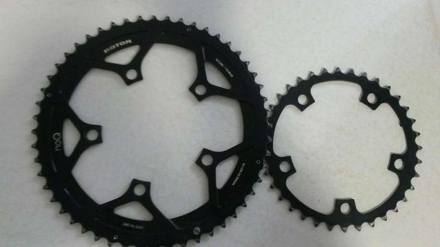 Platos rotor redondos 52x36 y de 110 bcd