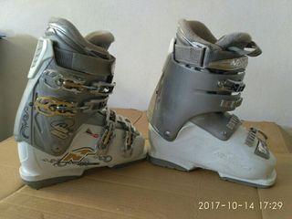 botas eskis niño niña