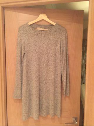 Tunica/vestido gris