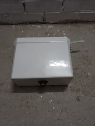 cisterna ceramica, tanque alto (completa)