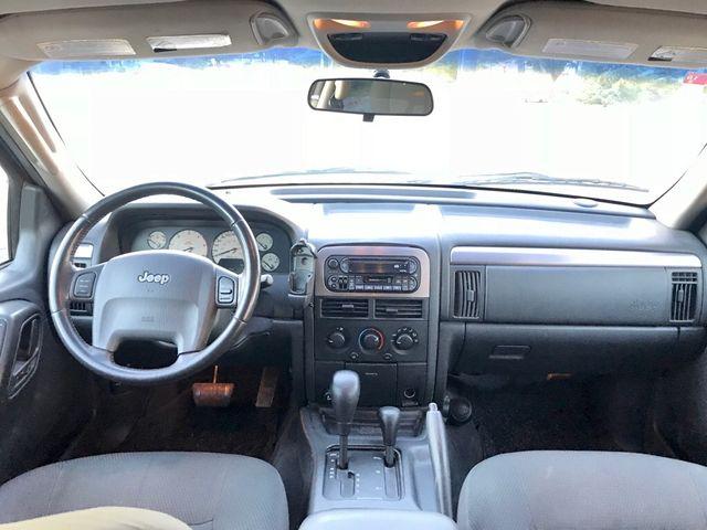 Jeep Grand Cherokee 2.7 laredo 4x4