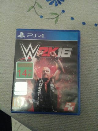 juego WWE 2K16