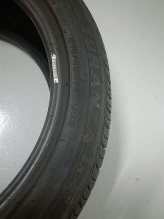 2 neumáticos Bridgestone Turanza 215/45/16