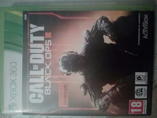 Call Of Dutty Black ops 3 xbox 360