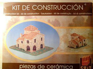 casa kit de construccion NUEVA A ESTRENAR