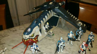 Pack clones star wars