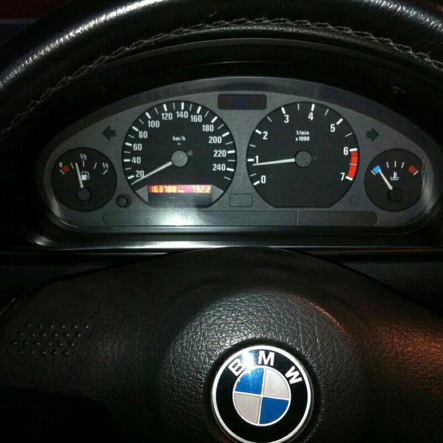BMW 316 I Compact 1994